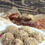 Vegan Chocolate Cashew Truffles – No Bake