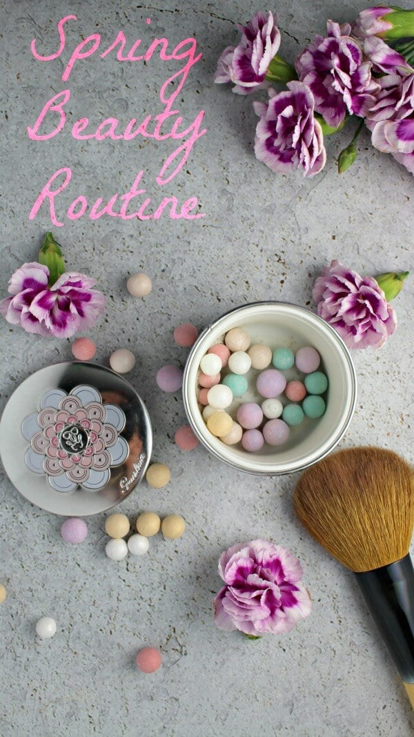 Spring Skincare and Beauty Routine