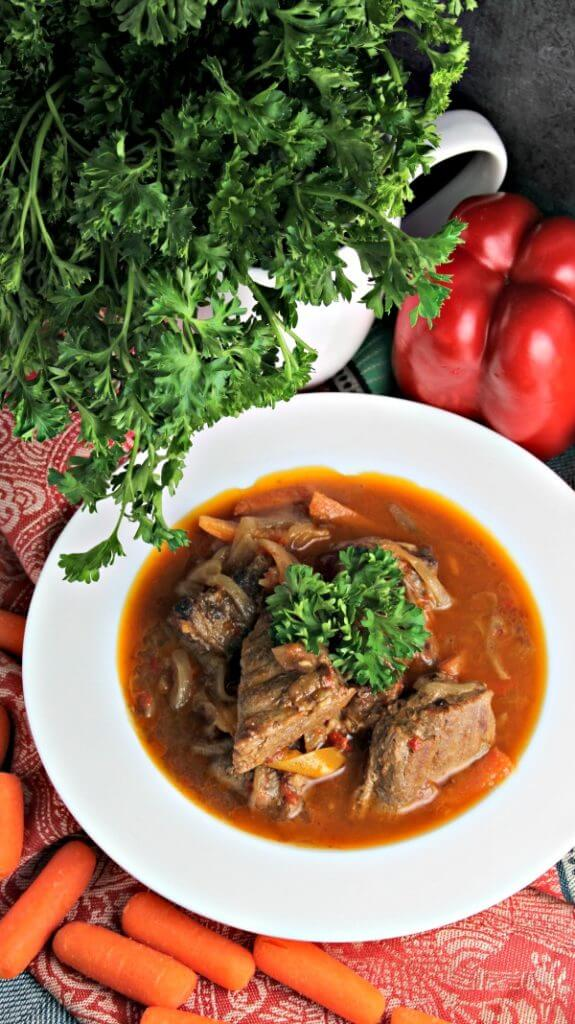 Easy Stovetop Beef Stew Sweet And Savory Meals