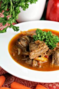 quick and easy stovetop beef stew recipe