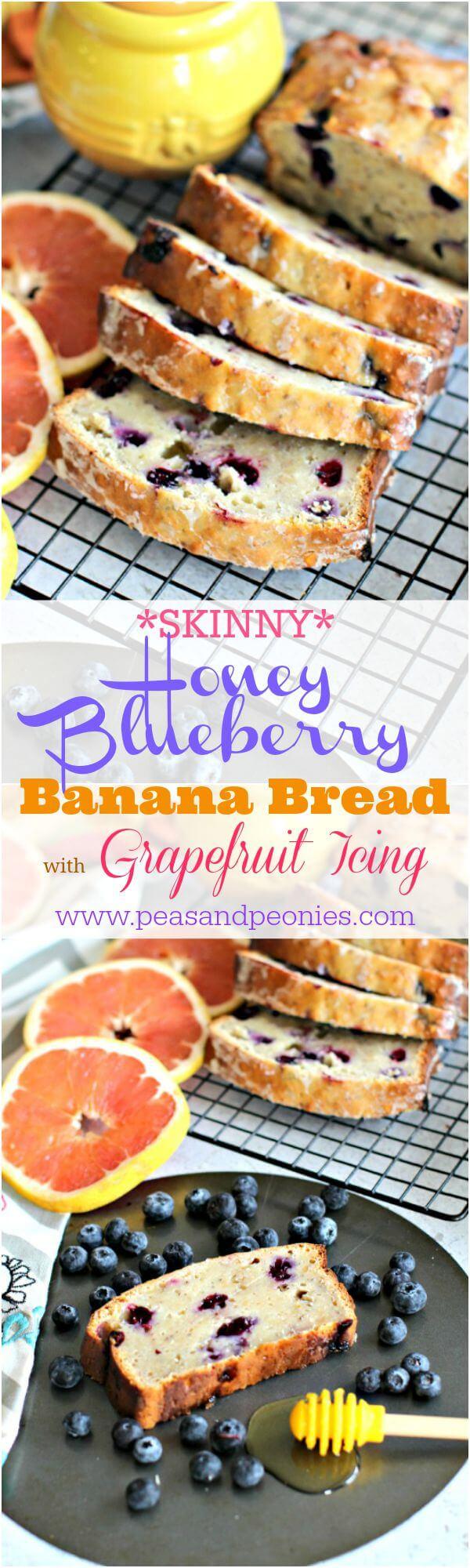 no refined sugar banana bread