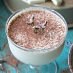 easy white chocolate mousse recipe with Baileys