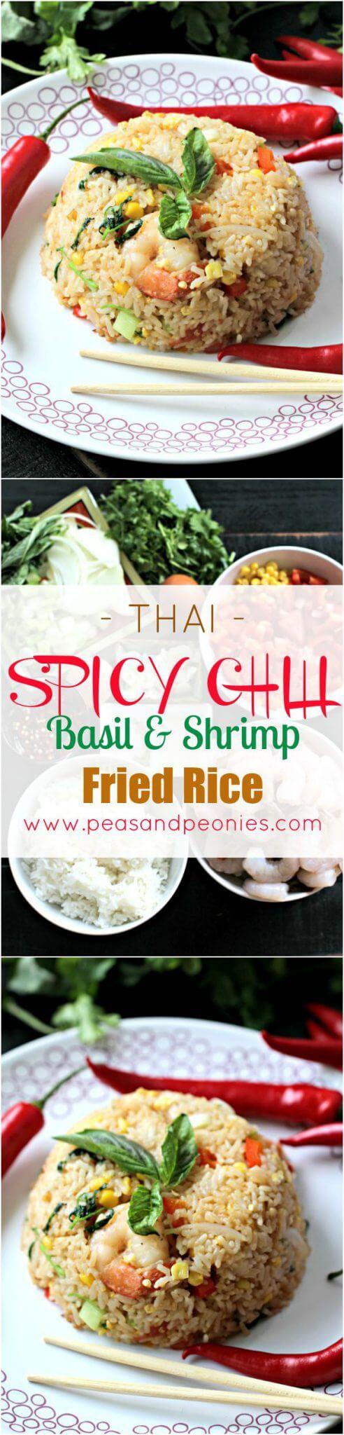 Shrimp Thai Fried Rice Pin