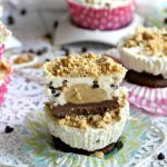 No Bake Peanut Butter Cookie Dough Cups are easy to make and full of peanut butter flavor.