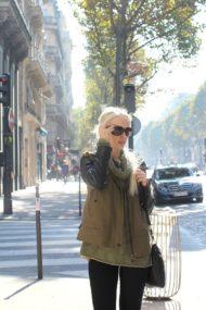 Paris Casual Style