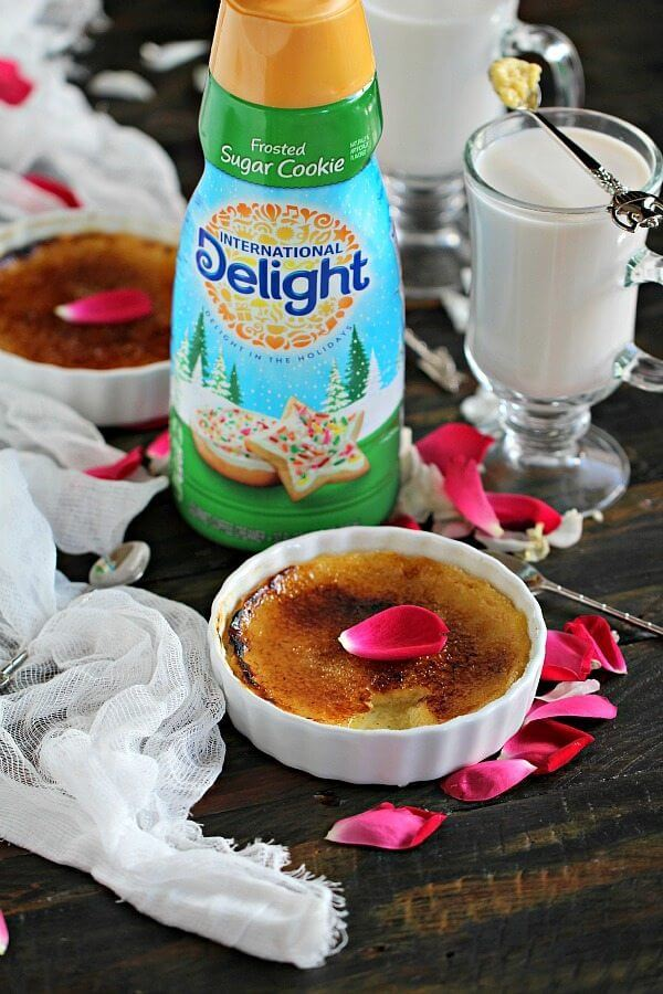Sugar Cookie Creme Brûlée