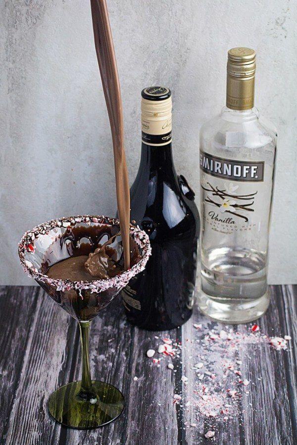 Chocolate martini 4