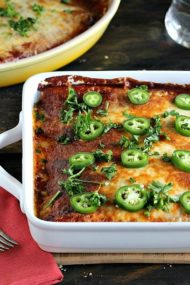 bbq chicken enchiladas 6001