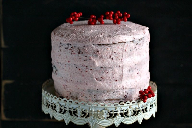Berry Carrot Cake 600