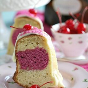 Ricotta Bundt Cake