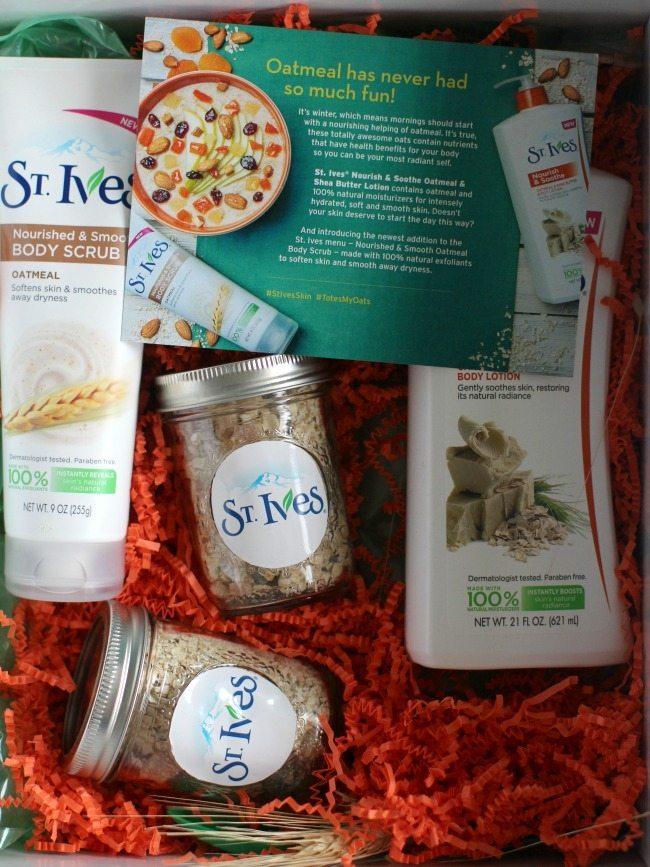 Oatmeal Skincare Beauty Regimen 6001