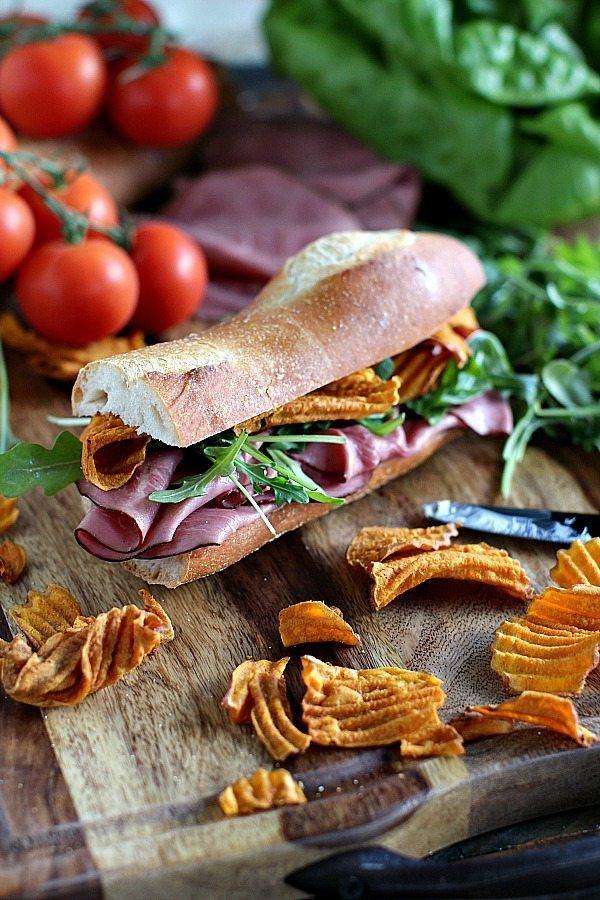 Roast Beef Sandwich Ideas 6001