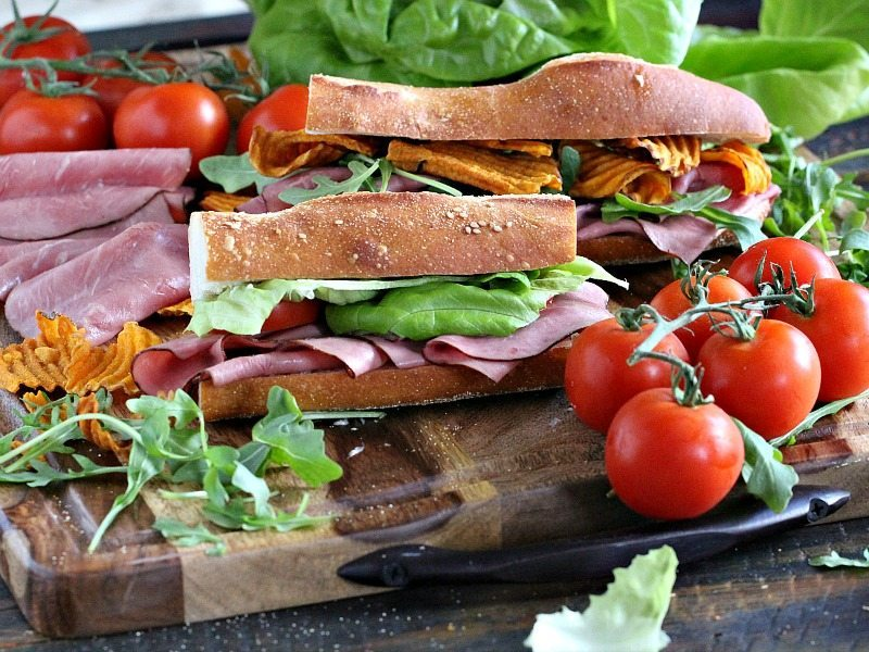 Roast Beef Sandwich Ideas 6003