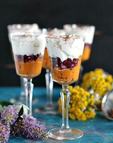 Butternut Squash Trifle