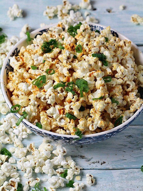 Spicy Gourmet Popcorn