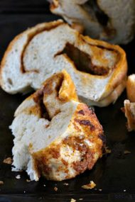sun dried tomato mozzarella bread 8004