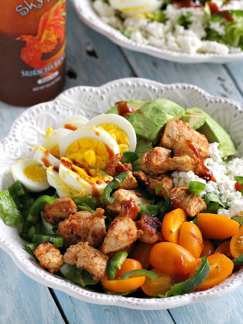 sriracha chicken salad 8002