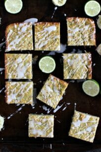 Coconut Avocado Lime Bars 8007