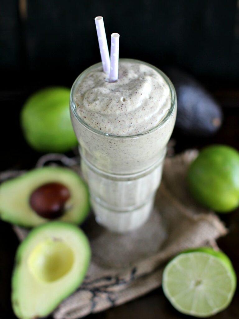 avocado lime smoothie 8005