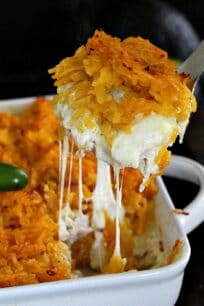 hash brown chicken jalapeno casserole