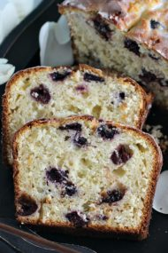 Coconut Cherry Ricotta Bread 8004