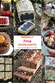 Weekly Food Highlights