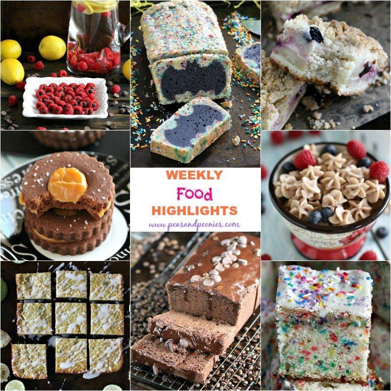 Weekly Food Highlights