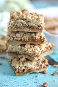Brown Butter Dulce De Leche Bars 8007