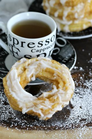 Dunkin Donuts French Cruller Copycat 8003
