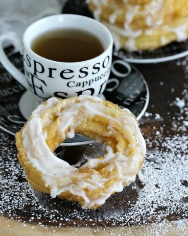 Dunkin Donuts French Cruller