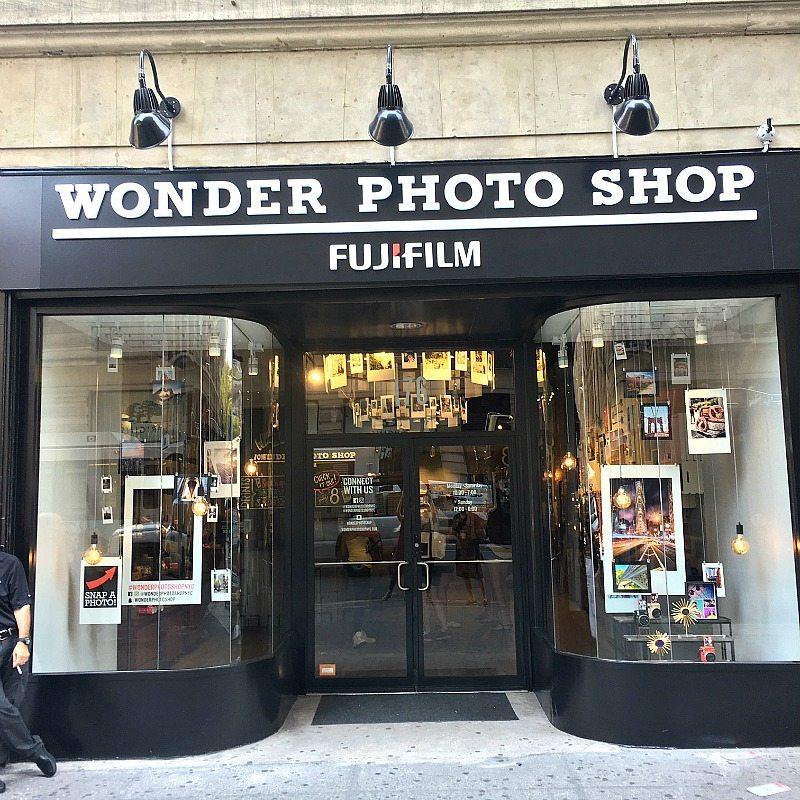 Fujifilm Wonder Photo Shop NYC 8025