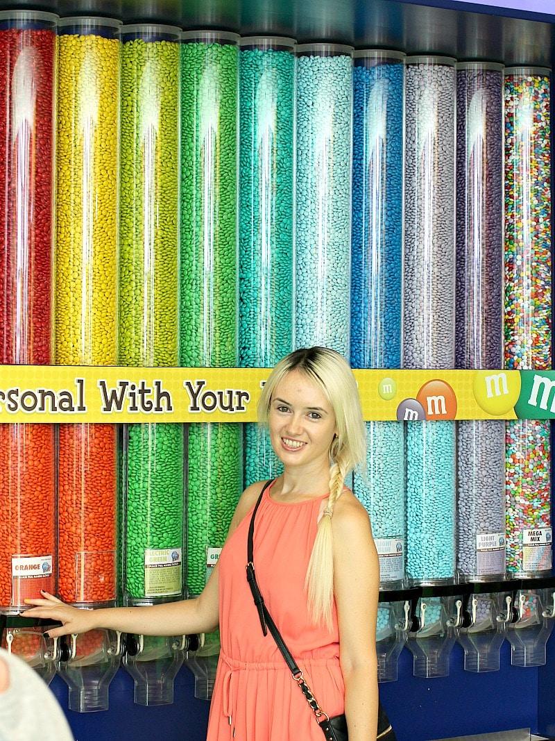 M&M's World Store NYC 8001