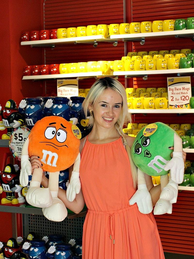 M&M's World Store NYC 8003