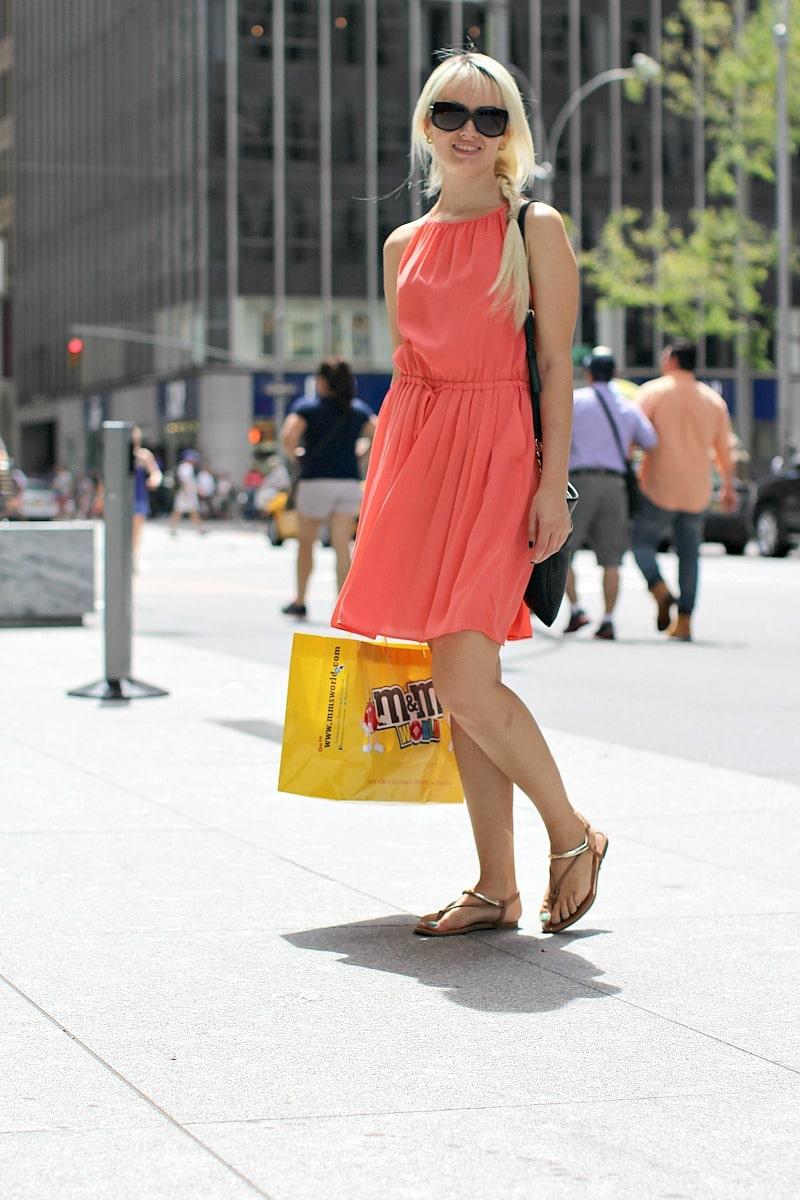 M&M's World Store NYC 8014