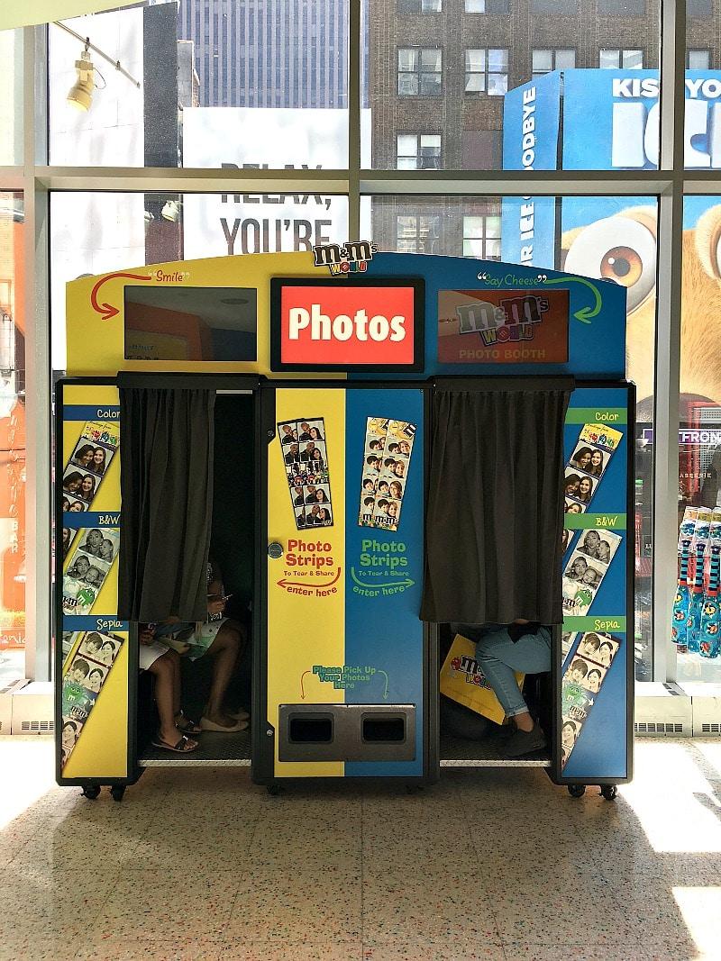 M&M's World Store NYC 8018