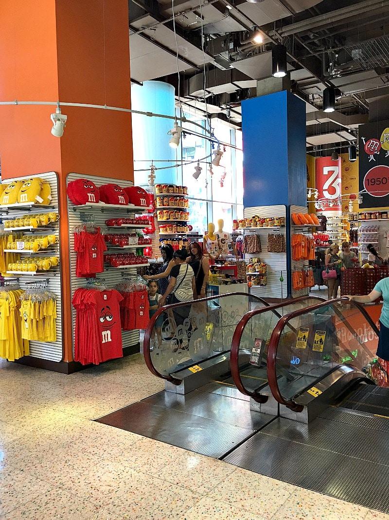M&M's World Store NYC 8019