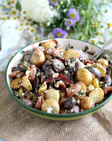 Feta Potato Salad