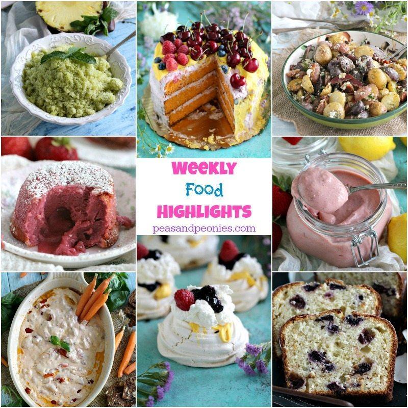 Weekly Food Highlights 7.15.16