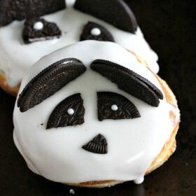 Easy Panda Donuts