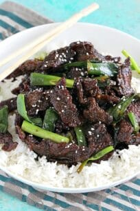 PF CHANG'S MONGOLIAN BEEF Recipe 8006