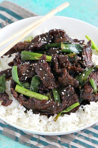 PF CHANG'S MONGOLIAN BEEF Recipe 8006