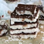 Paleo No Bake Coconut Crack Bars