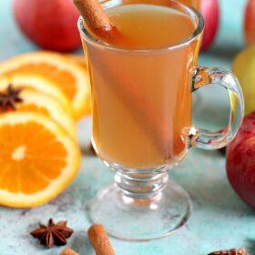 Easy Slow Cooker Apple Cider