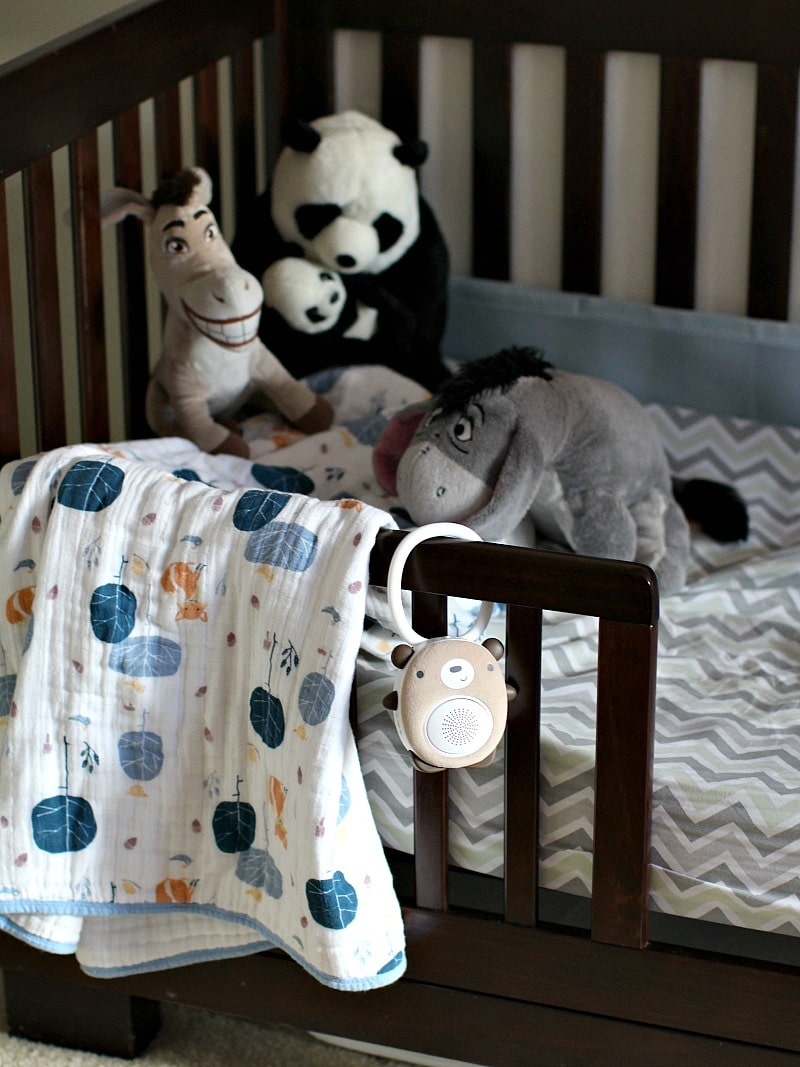 Tips To Transition A Toddler To His Own Room 8