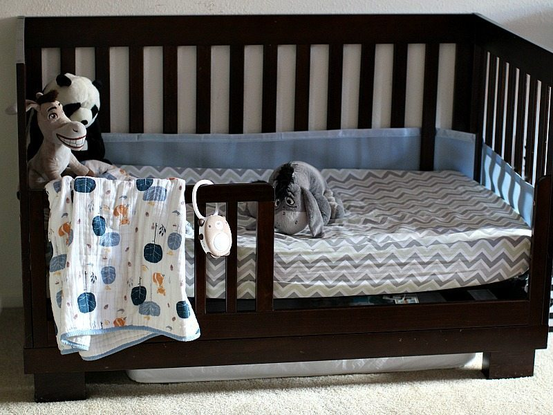 Tips To Transition A Toddler To His Own Room 9