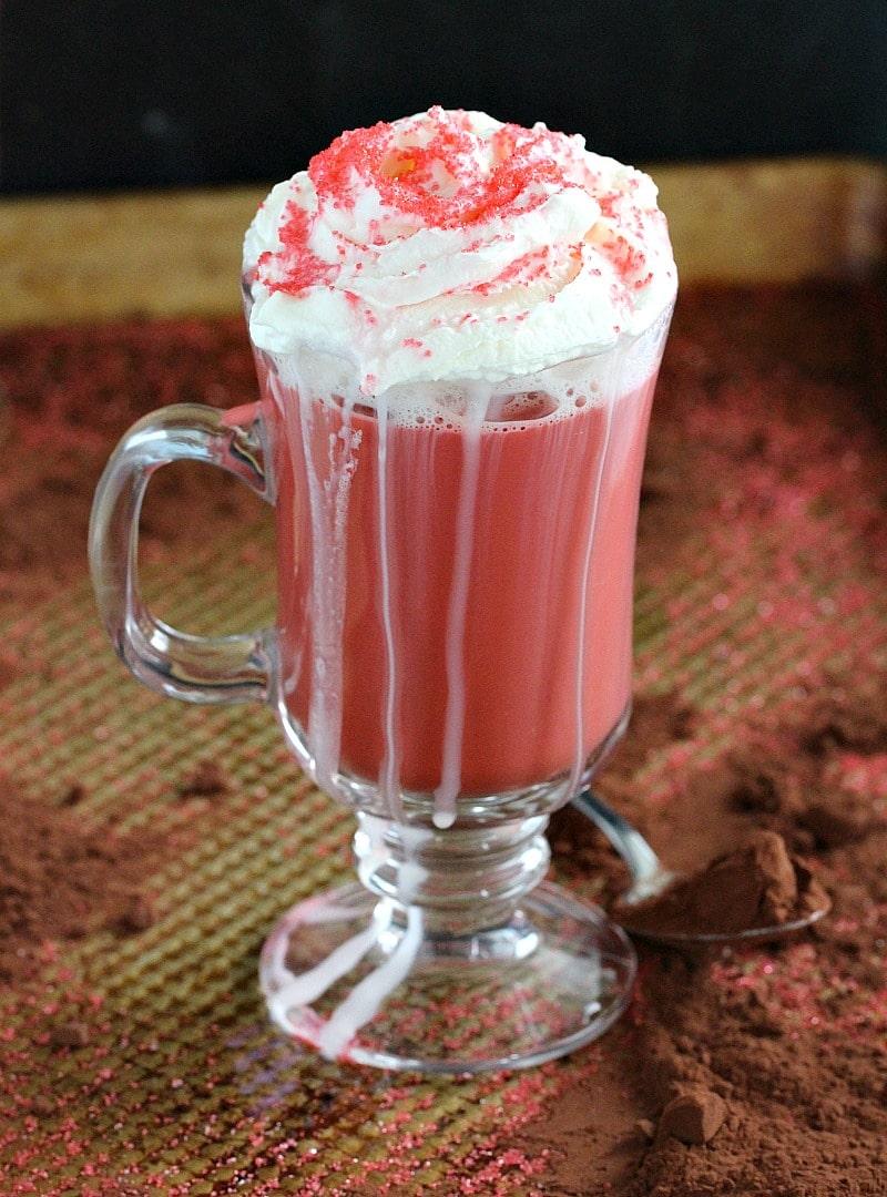 Red Velvet Hot Chocolate 10