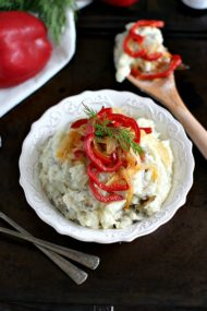 Chunky Vegan Mashed Potatoes 8004