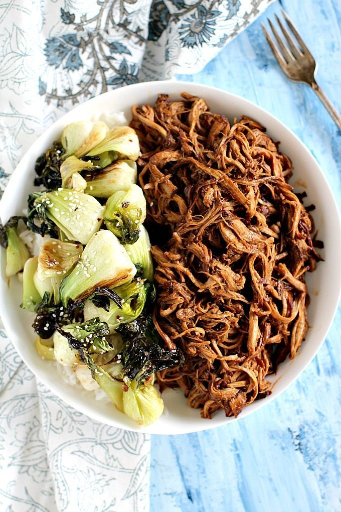 Flavorful this Pressure Cooker Pulled Pork is made quickly and easy in the Instant Pot. Flavored with beer and sweet barbecue sauce.
