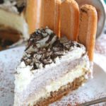 No Bake Tiramisu Cheesecake is rich and creamy and incredibly easy to make.