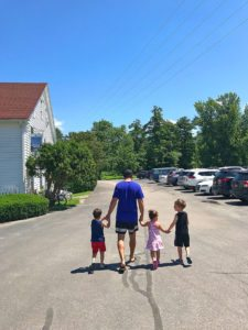 A fun long weekend packed with activities, good food and quality family time at our favorite family friendly resort, Basin Harbor in Vermont.